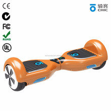 IO Chic Smart Electric Motorcycle DC Motor Hoverboard With Samsung Battery Giroskut Scooter