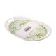 large bamboo fibre hospital food communion airline trays