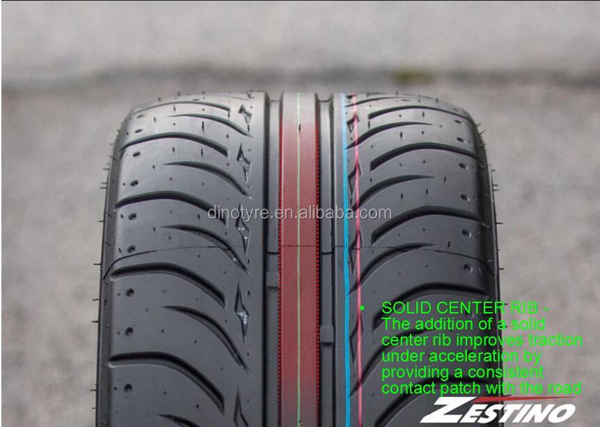 Japan Brand Drifting Tyres 265/35r18 Zestino 245/40r17 235/40r18 ...
