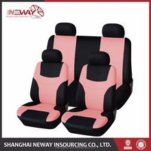 OEM car seat back cover pocket
