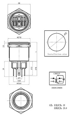 12 volt push on switch wiring diagram with 12 Volt Push Pull Switch on 12 Volt Power Cord in addition Universal Horn Wiring Diagram furthermore S10 Will Not Start Battery Good 419887 in addition Simple Timer together with 3 Wire Toggle Switch Wiring Diagram.