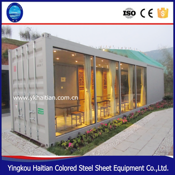 China Suppliers Provide Prefabricated House Germany Prefab Luxury ...