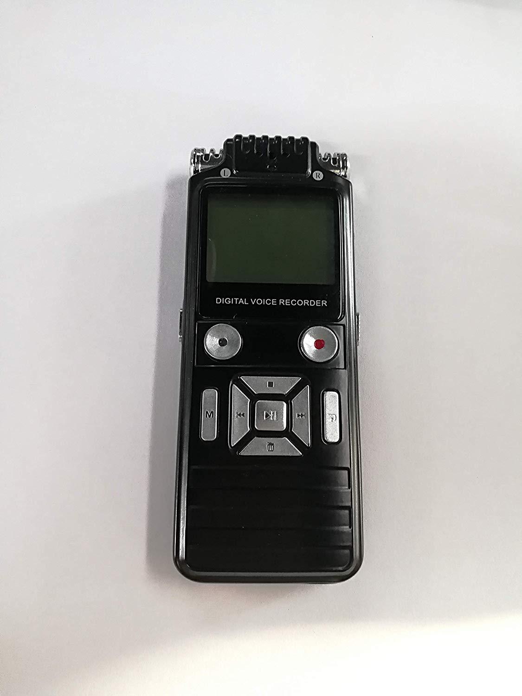 Voice Recorder, Digital Audio Voice Sound Recorder, 8GB USB Audio Transcribe APP Voice Recorder