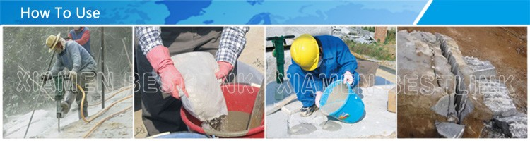 customized crackmax expansive mortar made in China