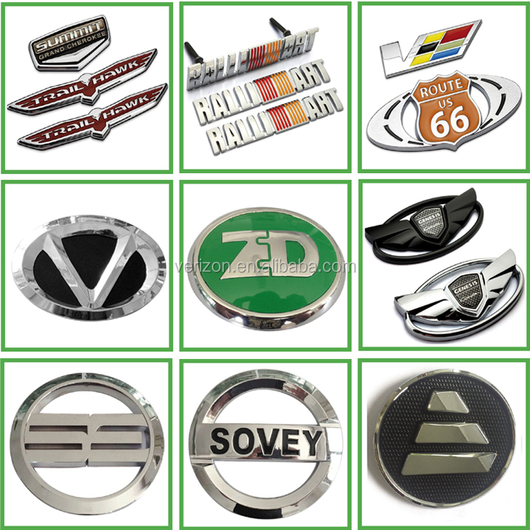 Custom Car Emblem Custom Car Emblem Suppliers And Manufacturers