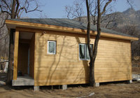 Professional prefabricated house australia made in China