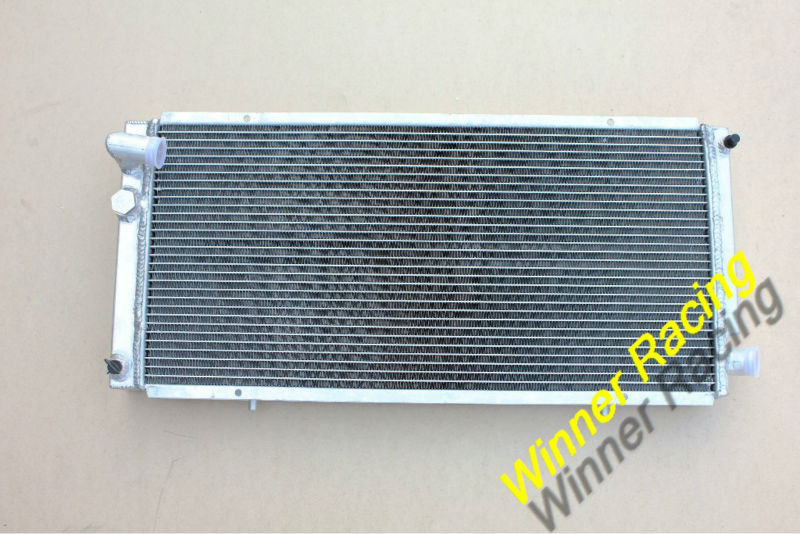 56mm alloy/aluminum radiator for Peugeot 205 1.8DT diesel turbo 1991-1995