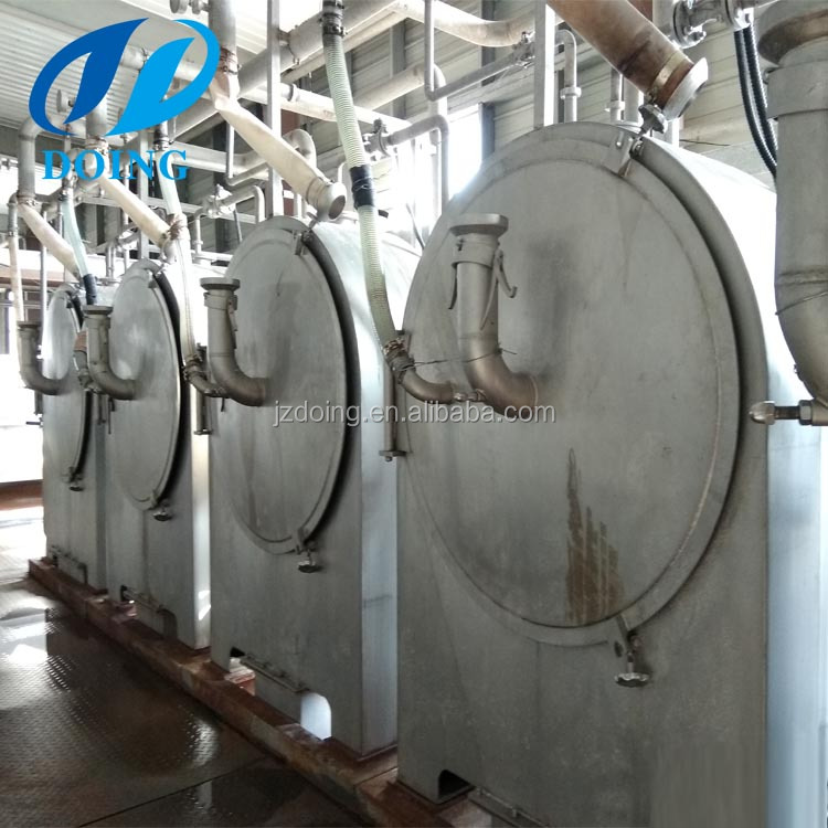 Low Price Cassava Starch Making Machine