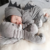 Newborn 3D Dinosaur baby boys romper plain Long Sleeve baby outfits autumn 100% cotton baby rompers