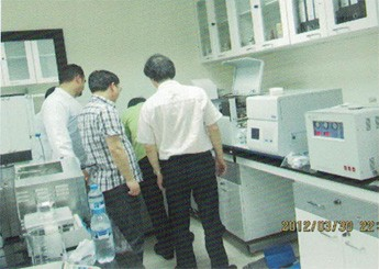 BS3000C Chemistry, coagulation Multitest analyzer