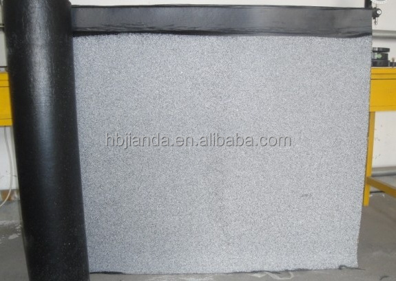 orched on 3.5mm grey slate or granule SBS/APP modified bituminous waterproof
