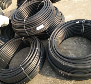 8 50mm Hdpe Black Plastic Water Pipe Roll Prices Product On Alibaba