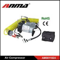 ANMA high quality 12v air compressor car tyre inflator