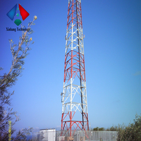 30 Meter Mobile Telecommunication Lattice Tower