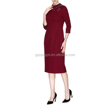 2018 New Fashion Mini Casual Dresses Women Little black dress