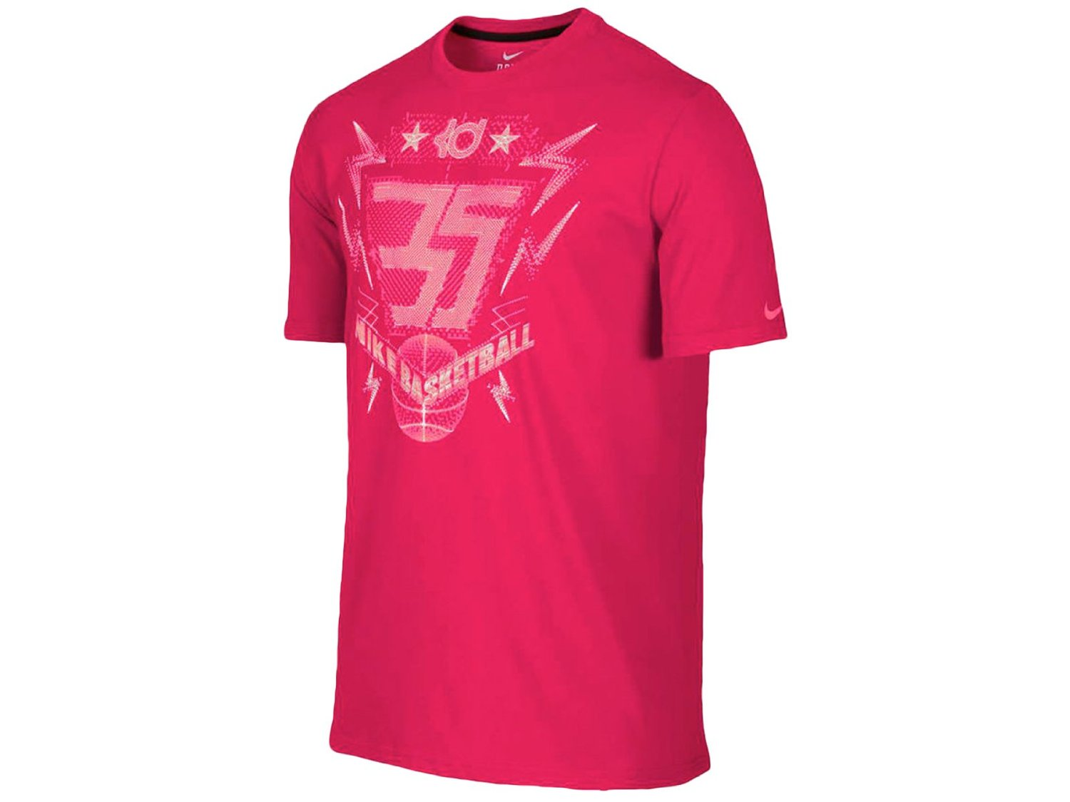huge discount 69762 2e813 Get Quotations · Men s Nike KD Kevin Durant Particle Crest Basketball T- Shirt 618900-691 Size XL