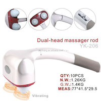 2014 world best selling products yikang-206 massager health is the most important