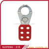 High quality metal electric hasp lockout device