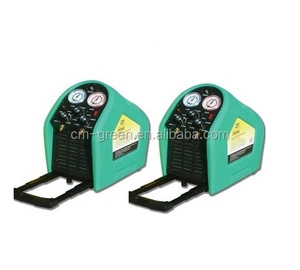 portable refrigerant recovery/recharge unit CM2000 easy carry refrigerant tool