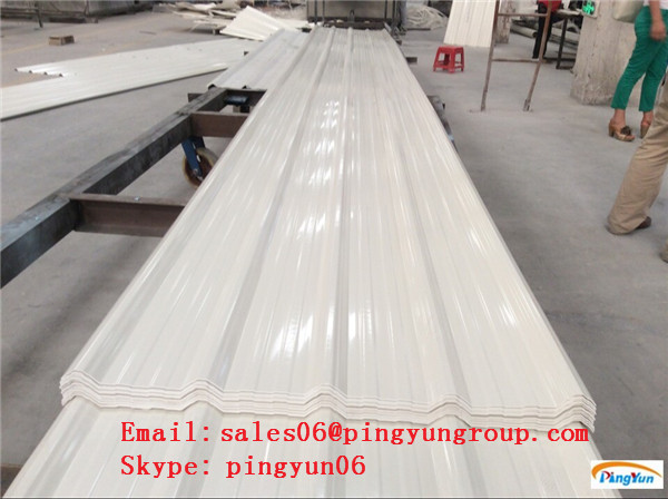 Different Types Of Roofing Sheet Tinted For Shed Plastic