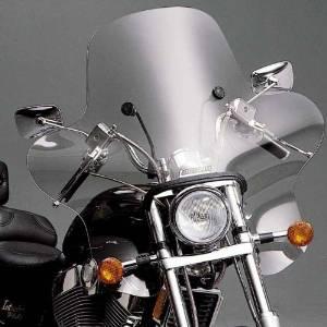 Slip Streamer Enterprise S-00 Windshield for 1968-2008 Honda Motorcycles