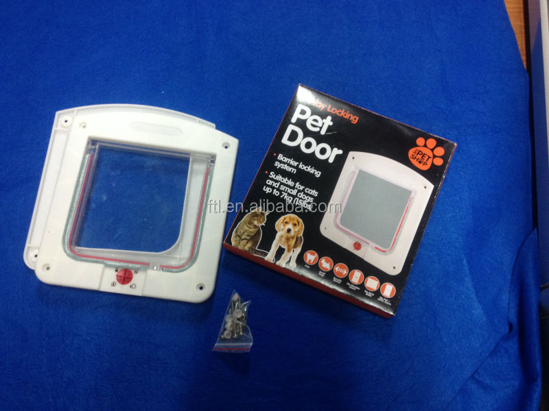206043 Hot Selling Plastic Cat Flap