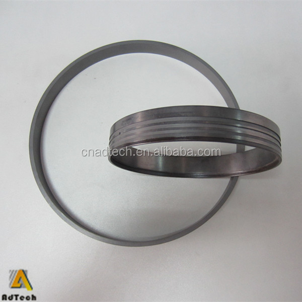 High quality graphite bearing carbon sealing ring made of high purity graphite