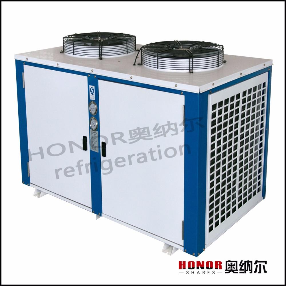 Evaporative Condensing Unit : Evaporative air conditioning condenser for cold room buy