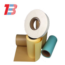75g White Yellow Kraft Release Paper Silicone coated Paper