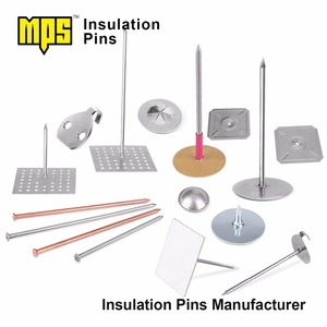 professional manufacturer and distribution various marine insulation blanket pins