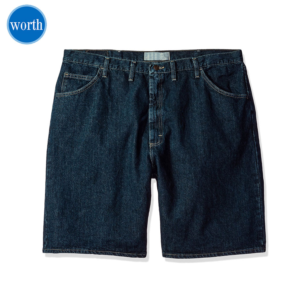 Short Jeans Men's Big & Tall Classic Jeans Short