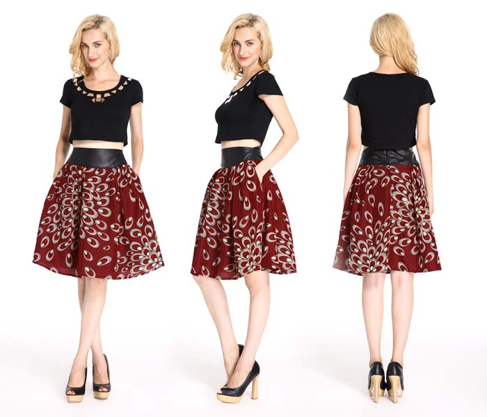 Fashion Design Ladies Skirts Young Girls In Short Skirts For Women ...