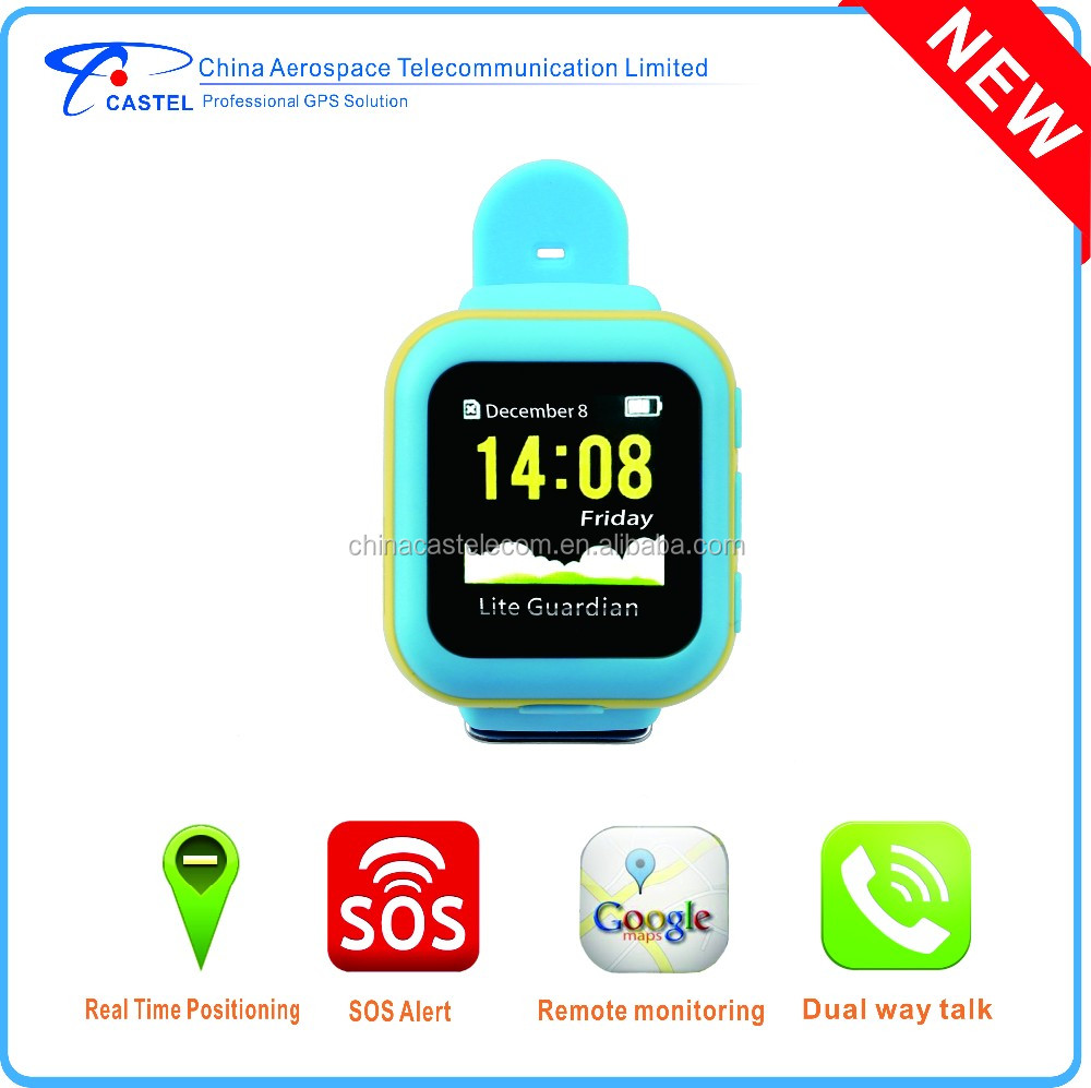 kids gps tracker bracelet with IOS&android APP