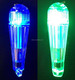 led underwater attract fishing green/blue squid light