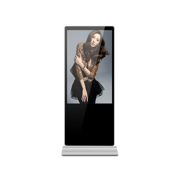 Floor Standing Wifi advertising screen