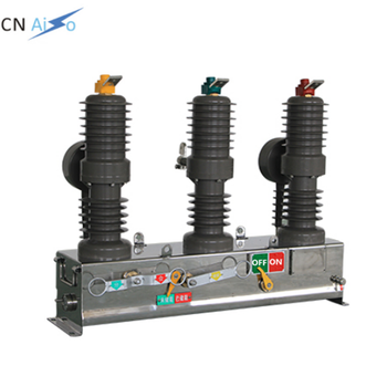 ZW32 Type Miniaturized Outdoor Vacuum Circuit Breaker With Good Quality