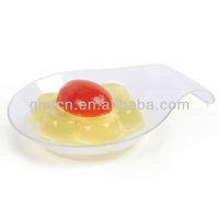 Most popular best user high quality knife spyderco special shape disposable plastic mini dish