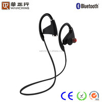 2017 new bluetooth wireless stereo earbuds/stereo bluetooth earphone/mobile phone headset