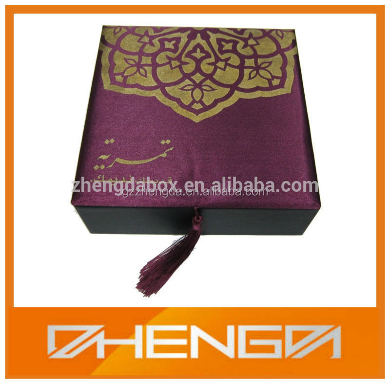 High quality customized made-in-china Arabic Dates Box for Ramadan (ZDD13-016)