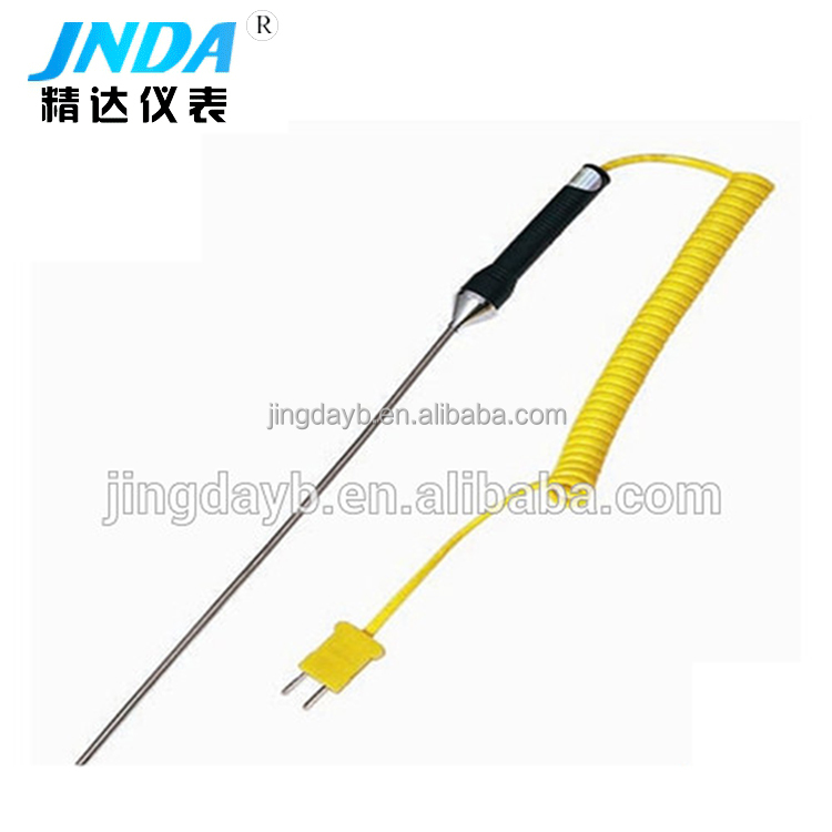 WRNM-102B K type needle temperature probe/needle thermocouple for thermometer