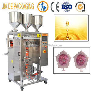 2 years warranty good quality OEM design the sachet shape /OEM design the irregular shaped sachet /pouch bag packinig machine
