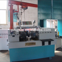 Steel bar thread rolling machine nuts and bolts making machines automatic thread making machine