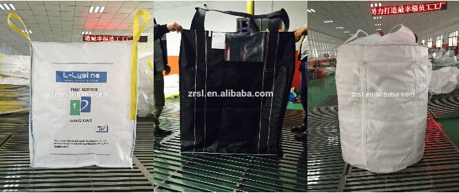 Cheap 100% New Virgin Factory Sell Exported Israel PP Big Bulk Suprer Jumbo  Bag FIBC f47041e556f83