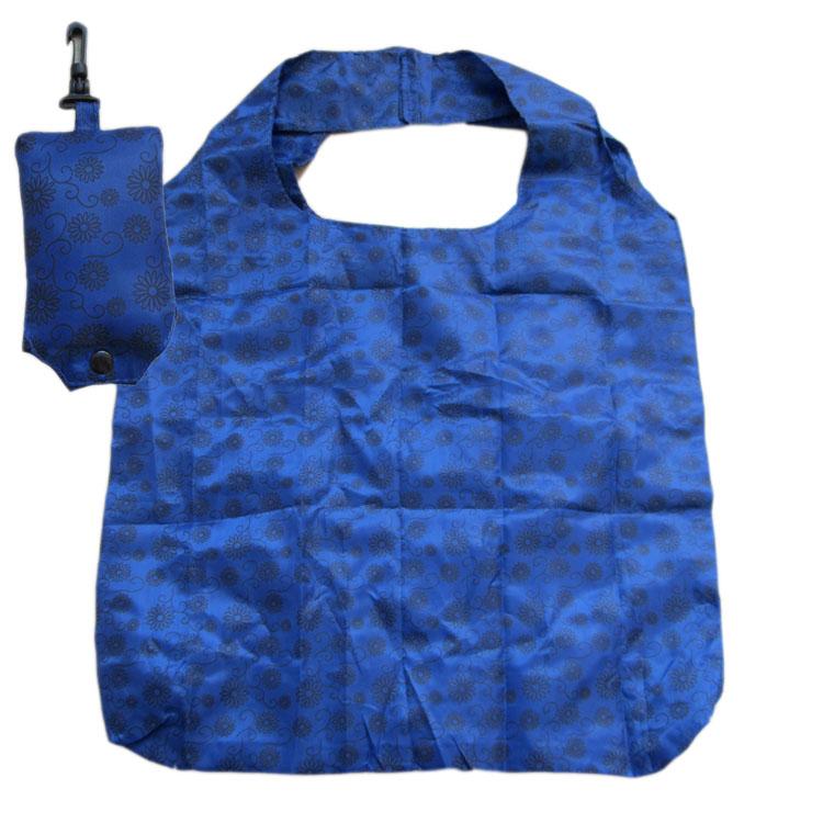 Фабричная складная сумка для покупок, Большая складная промо-Подарочная сумка, оптовая продажа с фирменным логотипом на сумке