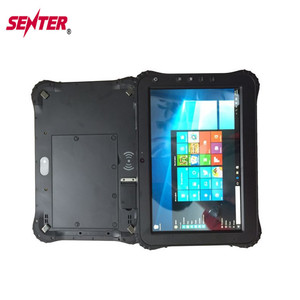 Rugged tablet 10inch Intel quad core 4G LTE windows10 rugged tablet pc with NFC RFID Reader SENTER ST935 Industrial Tablet