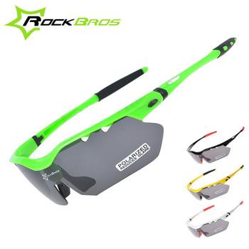 Hot RockBros Polarized óculos de sol ciclismo Outdoor Sports óculos de bicicleta  bicicleta óculos de condução 41ea588009