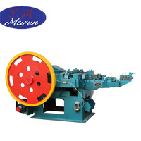 Common iron nails making machin/steel wire rod making machine/nail making machine manufacturers