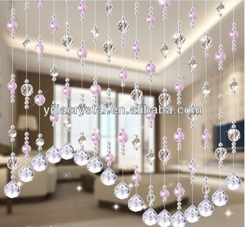 Crystal Hanging Door Beads Curtain
