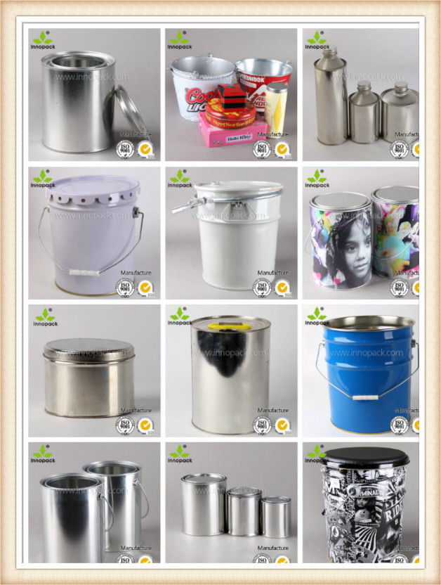500ml Can With Lid For Chemical Use Or Paint Use/ 500ml Tin Can ...
