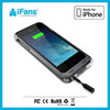 China manufacturer cell phone case cover,power bank external battery case for iPhone 6 iPhone 6 plus
